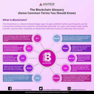 The Blockchain Glossary Some Common Terms You Should Know - Antier Solution