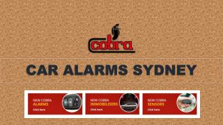 All You Need to Know About Car Alarm System