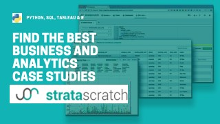 Airbnb - Business Case Study at StrataScratch
