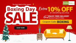 Boxing Day Furniture Sale & Deals Up to 80% Extra 10% Off Buy Now!