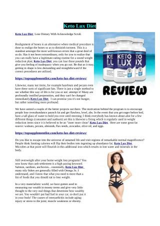 https://topsupplementlist.com/keto-lux-diet-reviews/