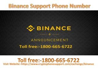 Unable to create Binance account