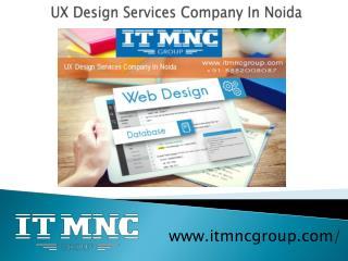 UX Design Services Company In Noida