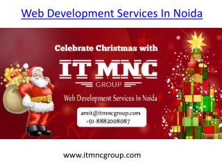 Web Development Services In Noida
