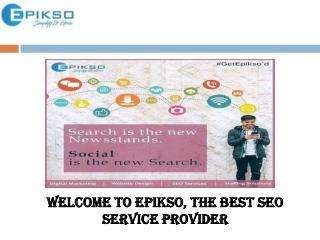 Search Engine Marketing Company- Epikso