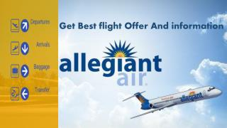 Dial Allegiant Airlines Phone Number for Airlines Complete information
