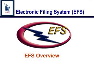 Electronic Filing System (EFS)