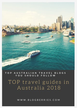 Top Australian Travel Blogs