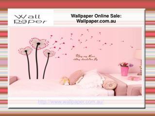 Wallpaper & Wall Decals For Sale: Wallpaper.com.au