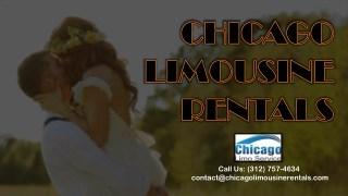 No Stress Wedding Success in Chicago via Limo Service