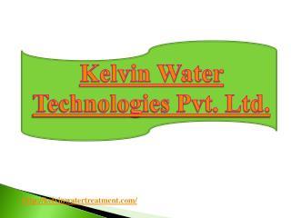 Sewage Treatment Plant or STP Plant