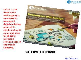 Search Engine Marketing Optimization- Epikso