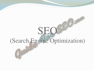 SEO Guide| SEO Tips | Search Engine Optimization | What Is SEO