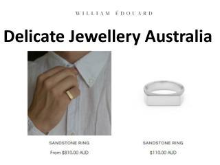Delicate Jewellery Australia