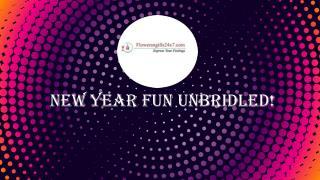 New Year Fun Unbridled!