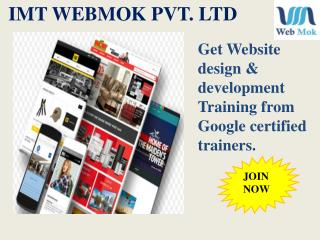 website design course in south Delhi