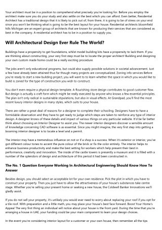 15 Best Blogs To Follow About Architect Job Titles