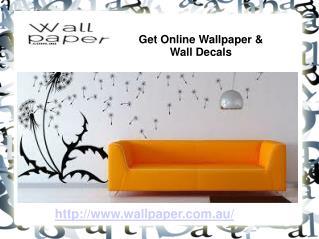 Get High-Quality Wallpaper, Wall Decals - Wallpaper.com.au