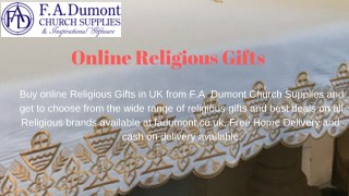 Online Religious Gifts in UK