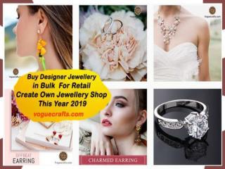 Create Own designer Jewellery Shop This Year 2019-voguecrafts