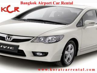 Best Bankok Airport Car Rental