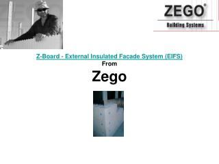 Z-Board - External Insulated Facade System