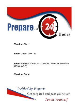 200-125 Exam Study Material - Cisco 200-125 Exam Dumps Realexamdumps.com