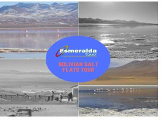 Bolivian Salt Flats Tourism