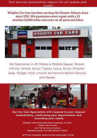 Auto Repair Atlanta