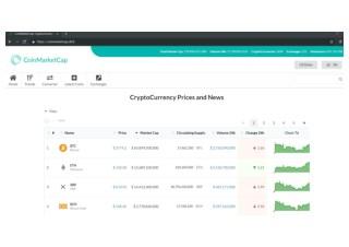 Coinmarketcap new version 2019