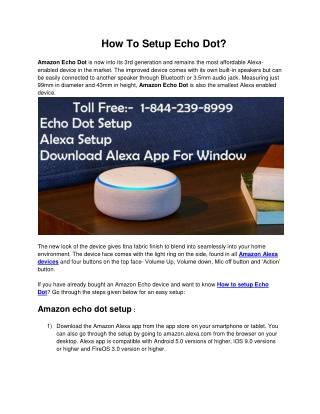 Download Alexa App For Amazon Alexa Setup | Https //Alexa.Amazon.Com