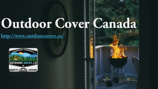 Barbecue Covers | Outdoor Covers Canada
