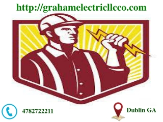 Electrician, Parking Lot Lighting, Bucket Truck and Electrical Contractor Dublin GA.