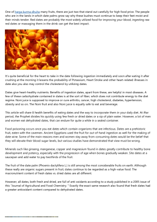 Gac Fruit--The Best Fruit Of Longevity And Vitality