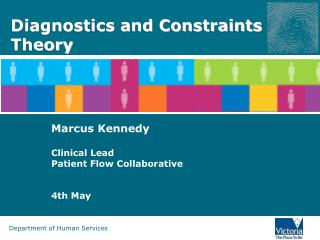 Diagnostics and Constraints Theory