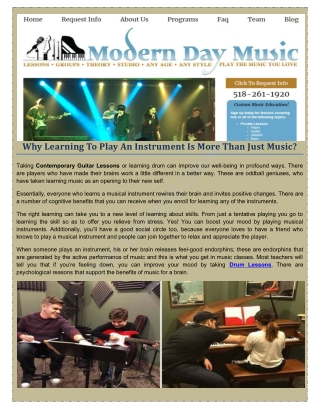 Piano And Voice Lessons Near Me