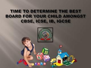 International Residential CBSE School in India, Bangalore | EIS