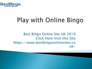 Best Online Bingo Sites UK 2019, Top Online Bingo Sites