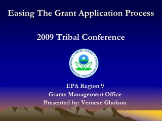 Easing The Grant Application Process