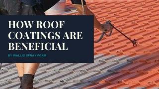 Roof Coatings Burleson TX