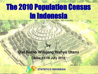 The 2010 Population Census in Indonesia