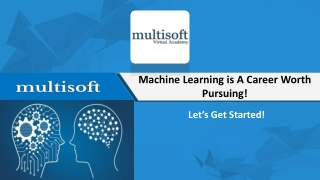 Machine Learning Online Courses - Buy 1 Get 1 Free 10% Instant Discounts