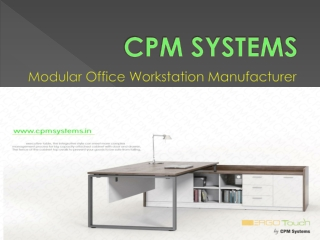 Learn, How Modular Workstations Can help to increase Productivity