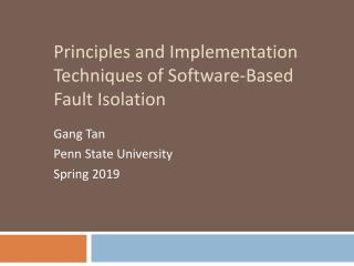 Control-Flow Integrity Principles, Implementations, and Applications
