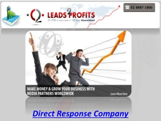 Direct Response Company