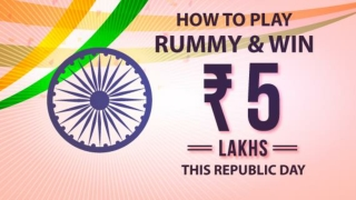 How to Play Rummy and Win 5 Lacs on Republic Day