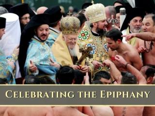 Celebrating the Epiphany 2019