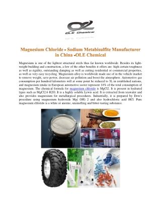 Sodium Metabisulfite Food Grade | Buy Sodium Pyrosulfite | Na2S2O5