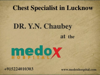 Chest Specialist in Lucknow