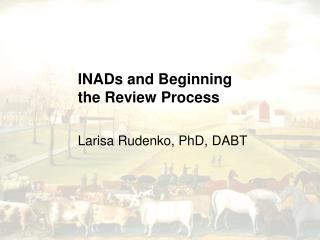 INADs and Beginning the Review Process